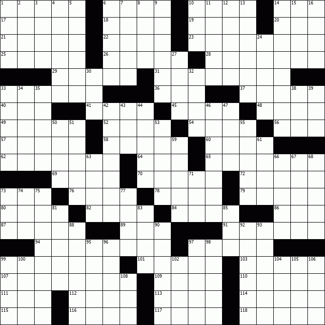 It's just a graphic of Agile Onlinecrosswords Net Printable Daily Crosswords